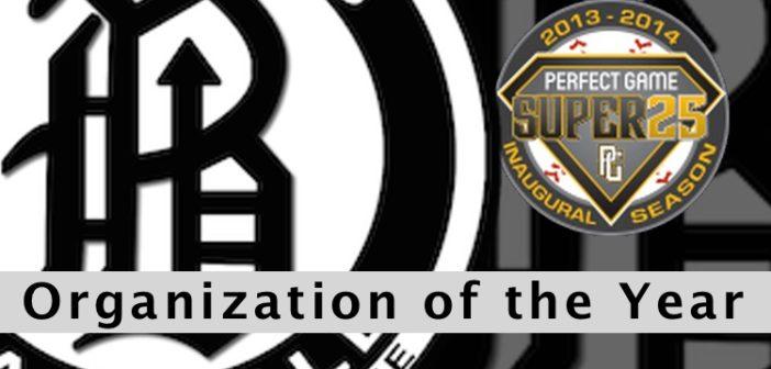 2014 Organization of the Year:  Banditos Baseball