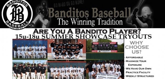 2015 Summer Showcase Tryouts
