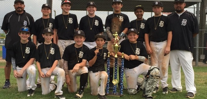 Banditos SW 12u Sweep to Win Premier TNCS Championship
