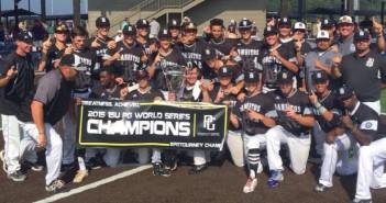 15u Banditos Perfect Game World Series Champions