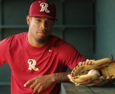 Nick Williams Keeps Scorching in Texas League