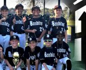 Dominate Pitching Sends Banditos 10u Texas to 2nd Tournament Win in a Row
