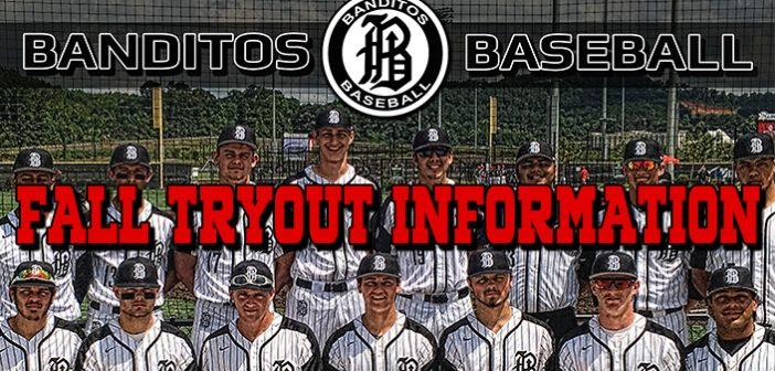 2018 Fall Tryout Information