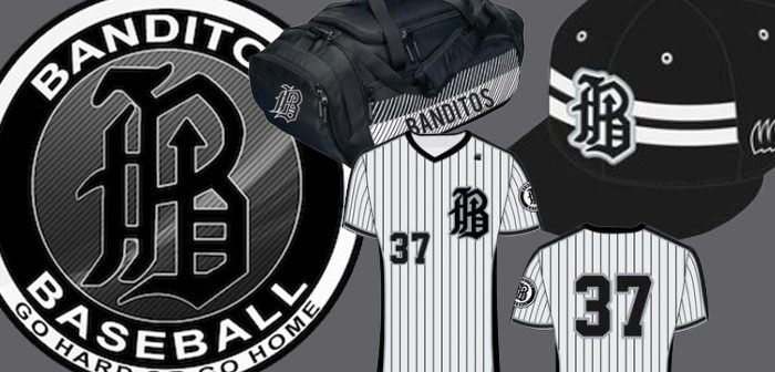 Shop at BanditoTown for All Your Banditos Baseball Swag!