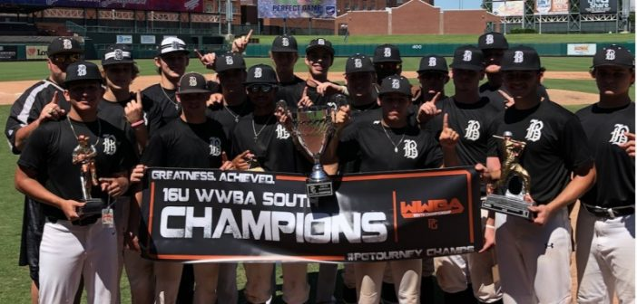Banditos Claim WWBA 16u South Championship