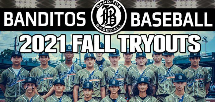 2021 Fall Tryouts:  7u-14u