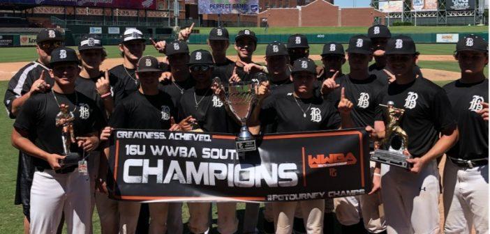 Banditos Claim WWBA 16u South Championship